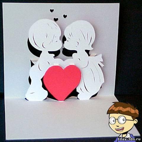 Подарок сделанный своими руками с любовью